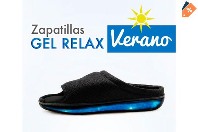 Verano Gel De Zapatillas Confort T5Flc3JuK1